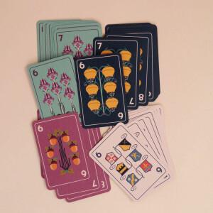 Liechtensteiner Jasskarten-Set