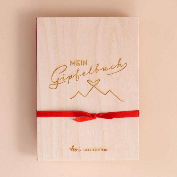 Gipfelbuch Holz: A6