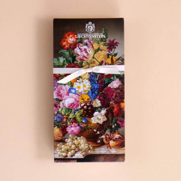 """Schokolade """"Hofkellerei Blumen"""" Dunkel"""
