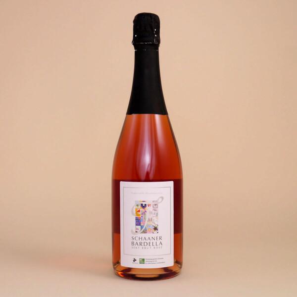 Bio Sekt Bardella brut 75cl Rosé