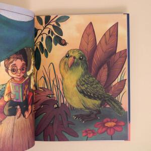 Linus und der Kakapo