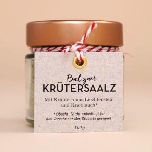 Kräutersaltz Mischung Balzers